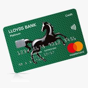 0% Lloyds purchase credit card up to 21 months @ Lloyds Bank