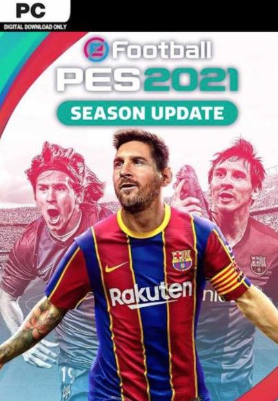 [Steam] eFootball PES 2021 (PC) - £4.79 @ CDKeys