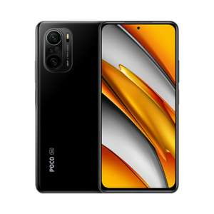 Poco F3 UK sale starts 16th April - Starts at £329 for 6GB, 128GB storage and £349 for the 8GB, 256GB version in White, blue, black.