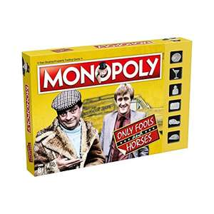 Only Fools and Horses Monopoly Board Game - £13.83 Prime / £18.32 Non Prime at Amazon