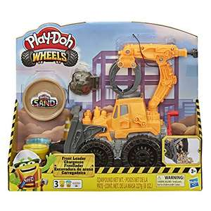 Play-Doh Wheels Front Loader Toy Truck £8.76(+£4.49 Non Prime) at Amazon