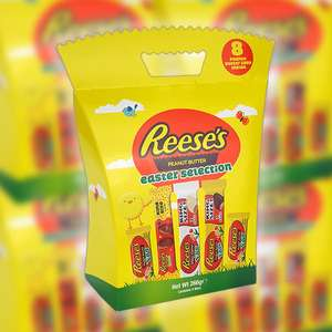 4 x Reese's Peanut Butter Easter Selection 266g Gift Bags for £10 delivered @ Yankee Bundles