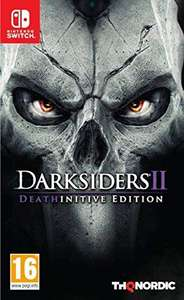 Darksiders II - Deathinitive Edition / Darksiders: Warmastered Edition (Nintendo Switch) £16.99 ea. (Prime) / £19.98 (NP) Delivered @ Amazon