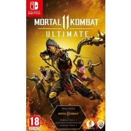 Mortal Kombat 11 Ultimate Nintendo Switch £19.95 - TheGameCollection