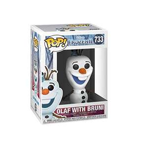 Funko POP - Disney: Frozen 2 - Olaf with Bruni - £3.89 @ Amazon Prime / £8.38 Non Prime