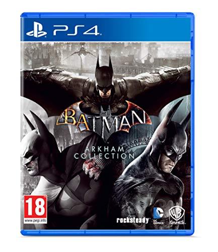 Batman Arkham Collection (PS4) - Prime £9.98 / Non Prime £12.97 at Amazon