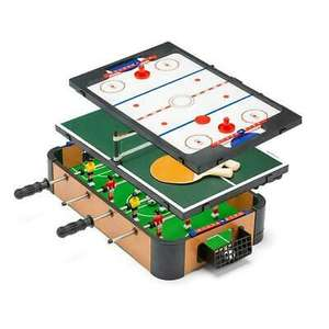 """20"""" 3 in 1 Game Table (Football/Air Hockey/Table Tennis) for 20.79 delivered @ ebay / rphomeessentials"""