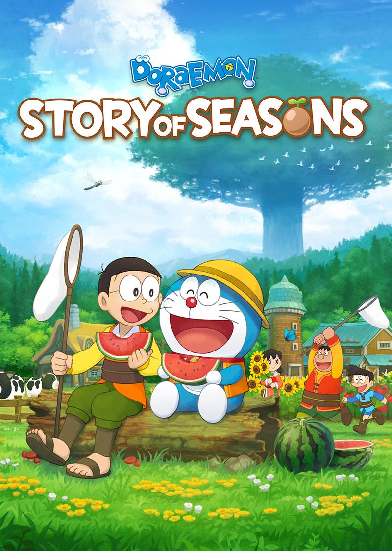 [Steam] DORAEMON Story Of Seasons £8.99 (£8.09 with code) at Bandai