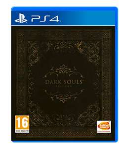 Dark Souls Trilogy (PS4) £33.74 Sold by Retro Games Europe Fulfilled by Amazon