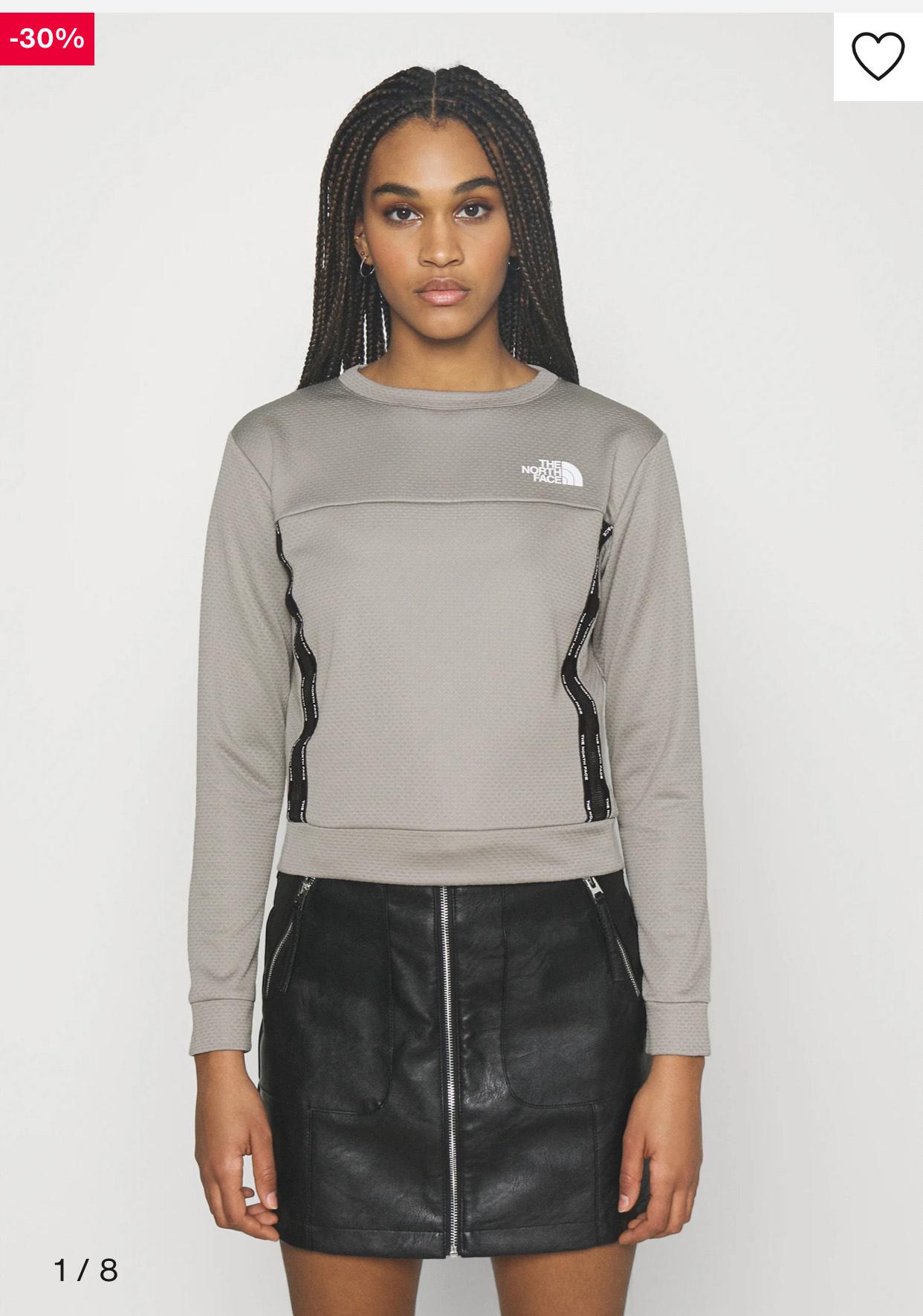 Women's The North Face Sweatshirt £41.99 delivered @ Zalando