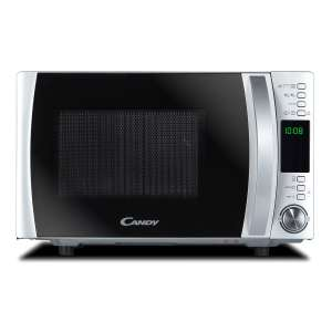 Candy CMXG25DCS 900W Freestanding Digital 25L Microwave and Grill - Silver £85 delivered at Robert Dyas