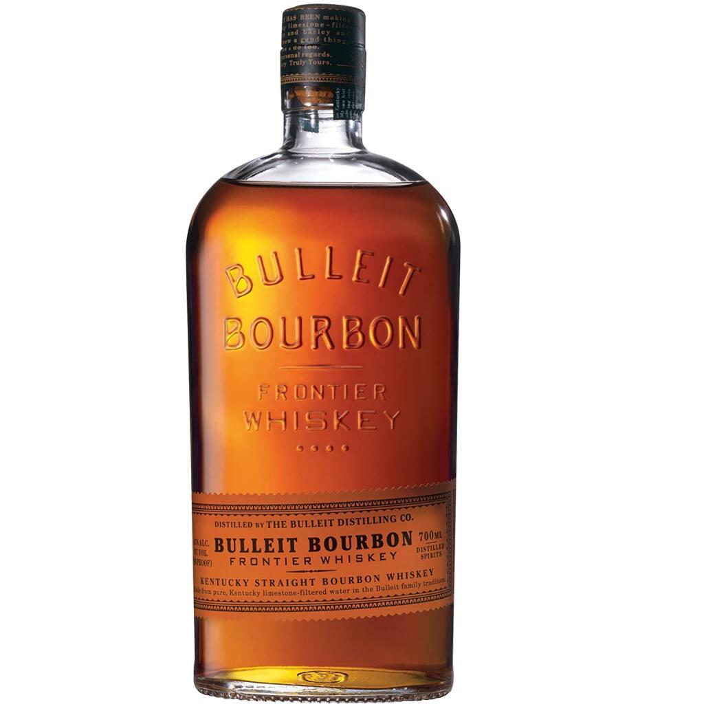 Bulleit Bourbon Frontier Whiskey 70cl £18 (+£4.49 Non Prime) @ Amazon