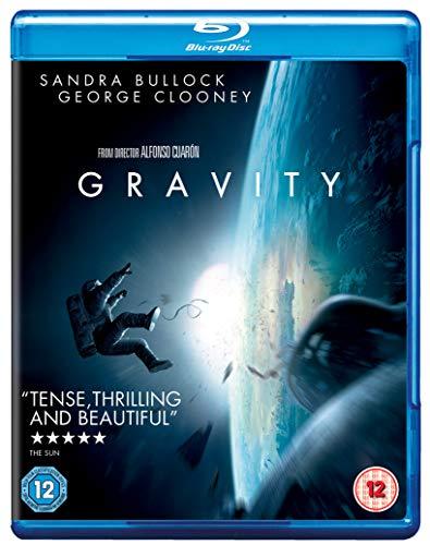 Gravity Blu-ray - £1.90 (+£4.49 Non-Prime) @ Amazon