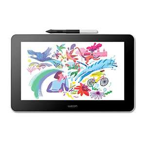 Wacom One Creative Pen Display with Free Software for On Screen Sketching and Drawing - £340.78 @ Amazon