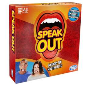 Hasbro Gaming Speak Out C2018 £6.99 / £9.98 delivered at Maqio