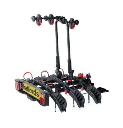 Advanced 3 Bike Towbar Mounted Bike Rack £271.99 at Halfords