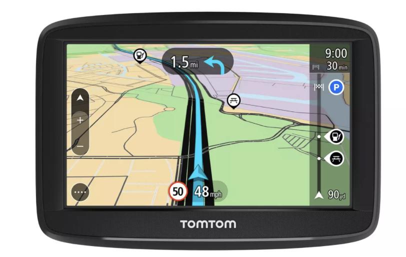 """TomTom Start 52 5"""" Sat Nav UK and ROI Lifetime Maps - £79.99 @ Halfords"""