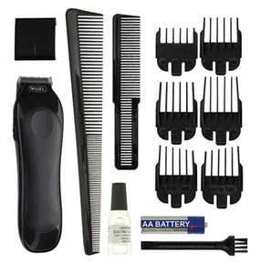 Wahl cordless 13 piece mini pro trimmer now £6 free click and collect @ ASDA George