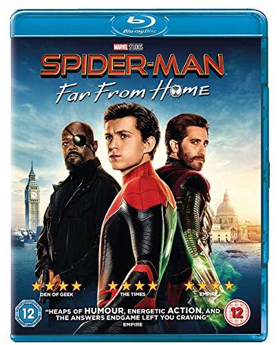 Spiderman Far from Home Blu-ray £5.99 Amazon Prime / £8.98 Non Prime