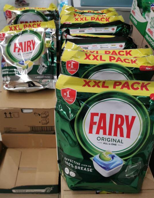 Fairy all in one original 78 dishwasher tabs XXL pack - £8.49 at Lidl Milton Keynes