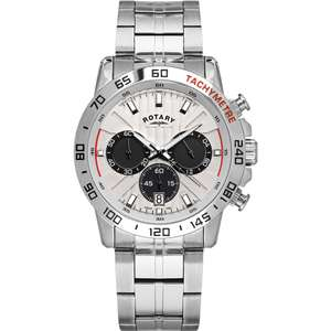 Rotary Mens Exclusive Watch GB00051-06 - £69.99 @ Watches2u