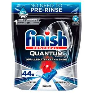 Finish Quantum Ultimate Original - 132 Tablets (44 pack x3) - £13 with code @ Tesco