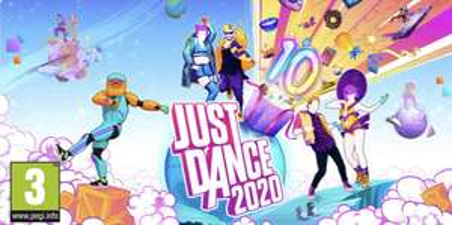 Just Dance 2020 (Nintendo Switch) - £19.99 @ Nintendo eShop
