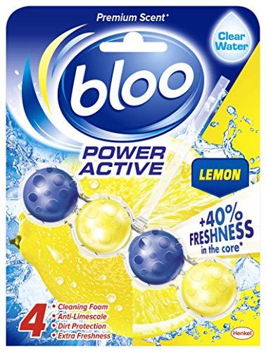 Bloo Power Active Toilet Rim Block, Lemon £1 prime / £5.49 nonPrime / 90p s&s at Amazon