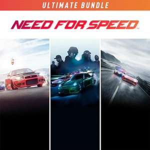 Need for Speed™ Ultimate Bundle £11.04 @ Playstation Store
