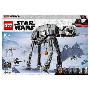 LEGO 75288 Star Wars AT-AT £101.99 delivered @ John Lewis & Partners
