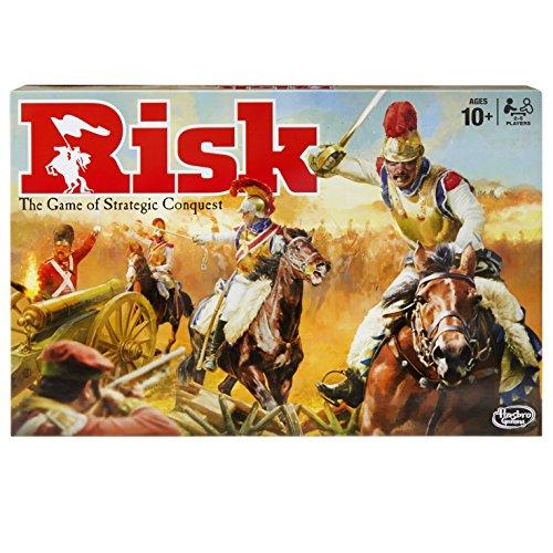Hasbro Risk Board Game £23.33 @ Amazon