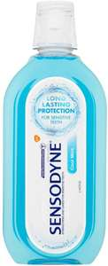 Sensodyne Mouthwash For Sensitive Teeth, 500ml - £3.00 (+£4.49 for none prime) + up to 15% off S&S @ Amazon