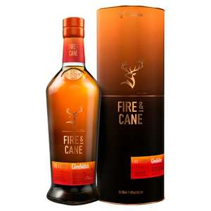 Glenfiddich Fire & Cane Single Malt Whisky 70cl 43% for £32 at Sainsburys (min purchase / delivery fee applies)