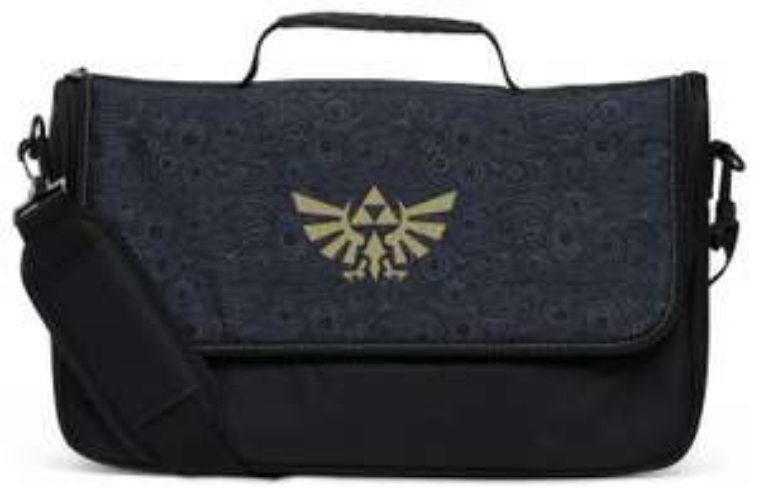 Everywhere Messenger Bag - Nintendo Switch: Legend of Zelda, £9.99 (UK Mainland) at Argos on eBay