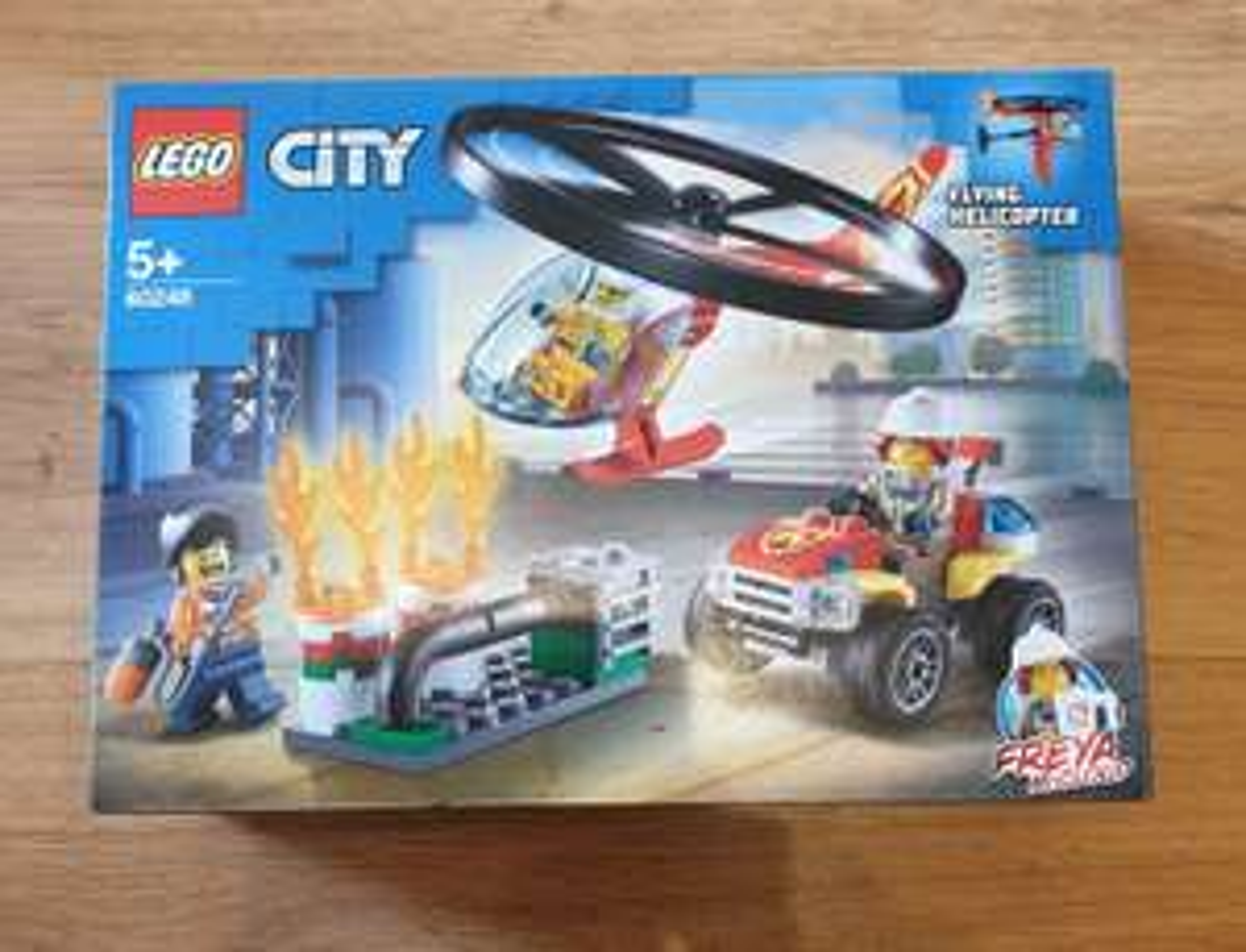 Lego helicopter 60248 £2.25 @ Asda (Nottingham)