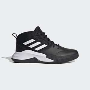 Adidas Own The Game Kids Basketball Wide Trainers - £14.02 delivered through Creators Club App with discount code @ Adidas