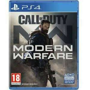 (PS4) Call of Duty: Modern Warfare - Used Very Good £22.44 @ Music Magpie Ebay