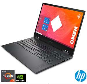 HP OMEN, AMD Ryzen 7, 8GB RAM, 1TB SSD, NVIDIA GeForce RTX 2060 15.6 Inch Gaming Laptop, 15-en0007na - £999.99 at Costco