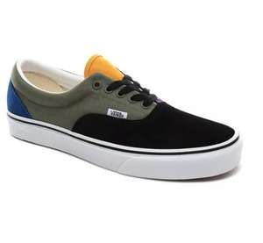 Vans OTW Rally Era Shoes in black, green & blue in varous sizes for £22.80 delivered using code (mainland UK) @ Vans
