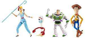 Disney Pixar Toy Story 4 Multi-Figure Pack with 5 Characters £7.70 (Prime) + £4.49 (non Prime) at Amazon