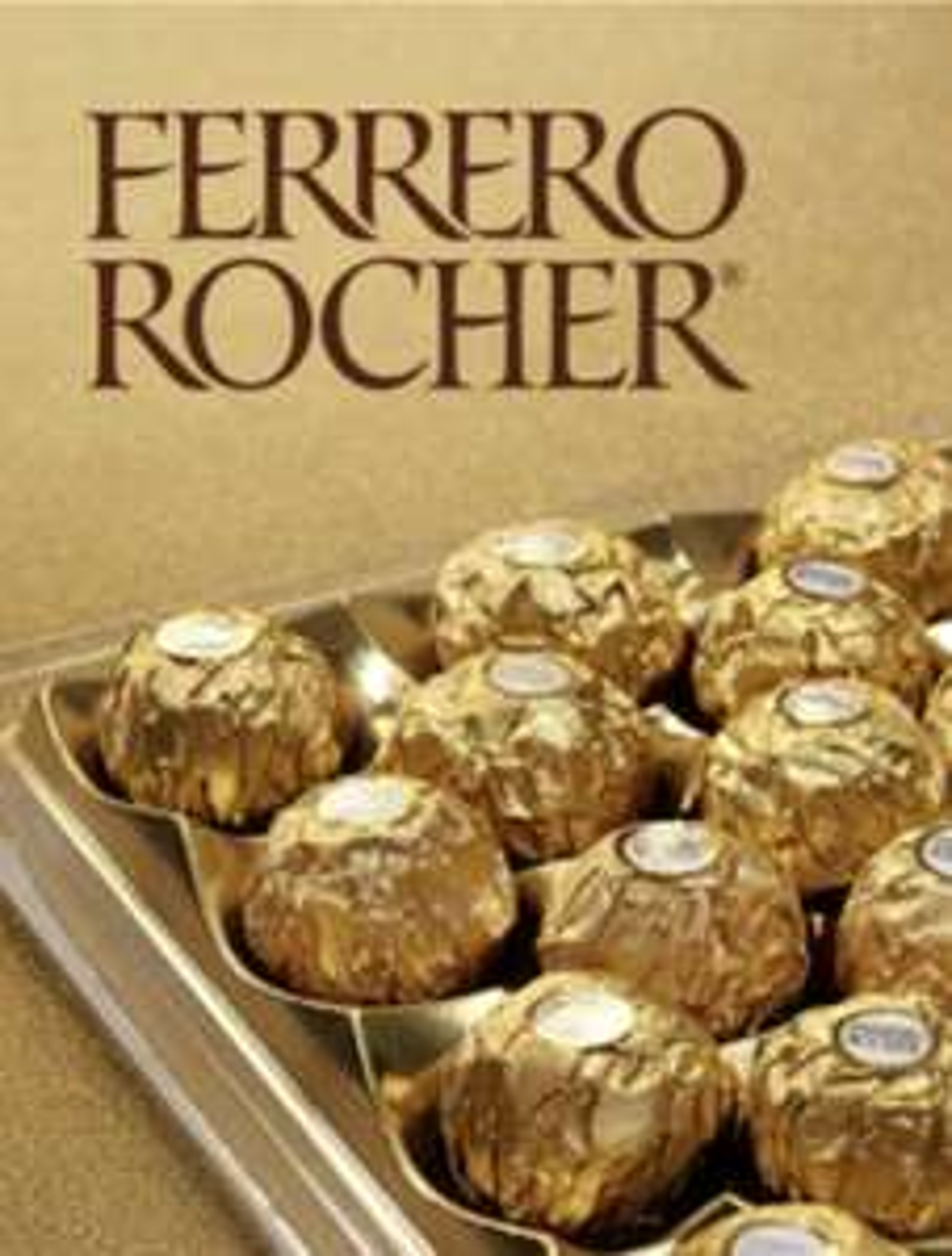 Ferrero Rocher Chocolate Easter Gift Set, Box of 24 Chocolates £5.99 Prime / £5.69 S&S / +£4.49 Non Prime @ Amazon