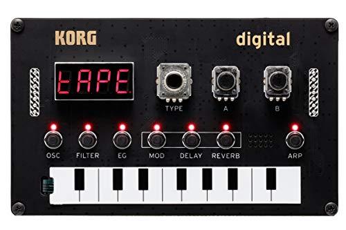 KORG Nu:Tekt NTS-1 Digital Synth Kit £78 at Amazon