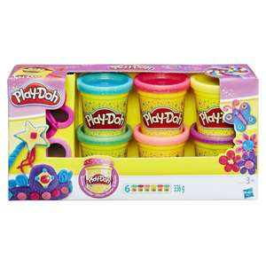 Play-Doh Sparkle Compound Collection (Free C&C) £4.99 @ Smyths Toys