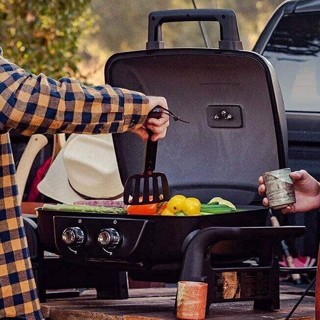 Nexgrill 2 Burner Aluminium Table Top Gas Barbecue £149.89 Delivered @ Costco