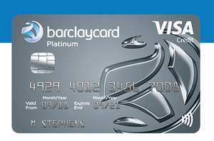 Barclaycard Platinum 0% interest on purchases for up to 20 months & 0% interest on balance transfers for up to 18 months @ Barclaycard