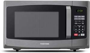 Toshiba 800 w 23 L Microwave Oven with Digital Display, Auto Defrost,One-touch Express Cook with 6 Pre-Programmed Auto Cook-£65.03 @ Amazon