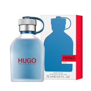 Hugo Boss Hugo Now Eau de Toilette 75ml Spray £21.99 click & collect @ TK Maxx