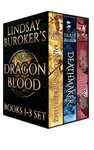 The Dragon Blood Collection (3 Books BoxSet) Kindle Edition now Free @ Amazon