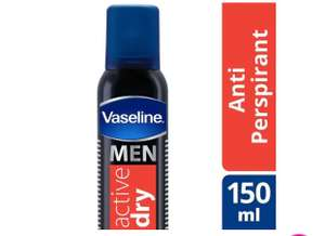 Vaseline Men 48h Protection Anti-Perspirant Deodorant 150ml £1 @ Superdrug (Free Click & Collect)