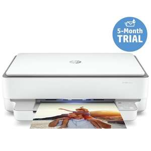 HP ENVY 6032 All-in-One Wireless Inkjet Printer + 5 Months Instant Ink - £62.99 Delivered Using Code @ Currys